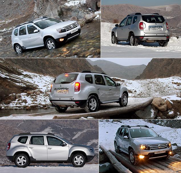 Восхищаемся качествами бюджетного кроссовера Renault Duster. Фото 4