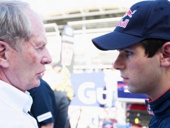 Альгерсуари уволили из Toro Rosso после отказа пропустить Феттеля