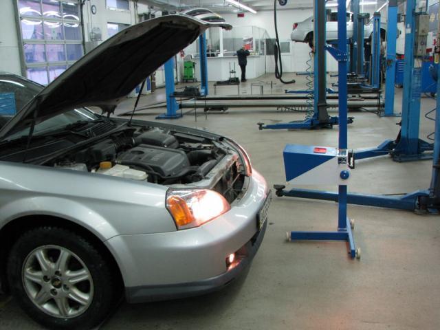 Госдуме предложили отменить ТО для автомобилей младше 5 лет