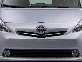 """""""Тойота"""" в третий раз стала лидером по числу отозванных машин"""