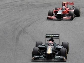 FIA упростит обгоны на трассах в Мельбурне и Валенсии