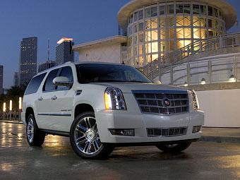 Cadillac сделает Escalade неугоняемым