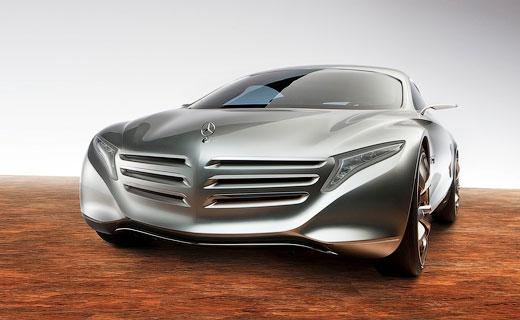 Mercedes-Benz выпустит карбоновый водородный седан