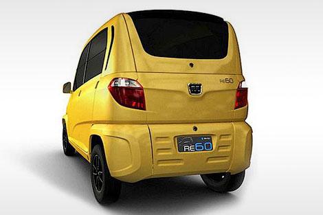 Компания Bajaj Auto рассекретила 20-сильный компакт-кар