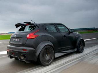 """Nissan рассказал подробности о """"заряженном"""" Juke-R"""