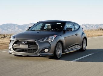 Турбированный Hyundai Veloster получит 200-сильный мотор