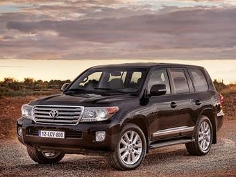 """""""Тойота"""" обновила европейскую версию Land Cruiser"""