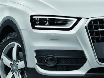Audi покажет в Детройте концептуальный кроссовер на базе Q3