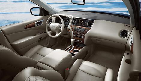 В Детройте показали Nissan Pathfinder четвертого поколения. Фото 1