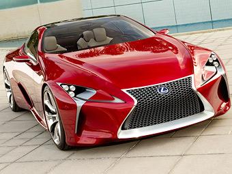 Lexus представил замену купе-кабриолету SC
