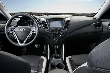 Hyundai Veloster получил 204-сильный 1,6-литровый турбиродвигатель. Фото 2