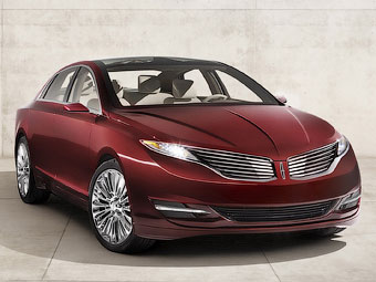 Lincoln показал новый дизайн своих моделей