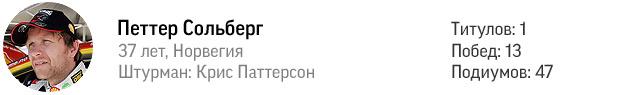 """""""Мотор"""" представляет команды и пилотов нового сезона WRC. Фото 3"""