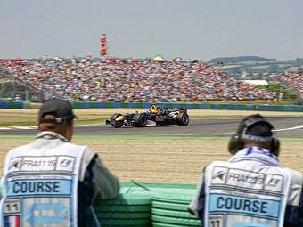 Возрожденный Гран-при Франции пройдет 1 сентября 2013 года
