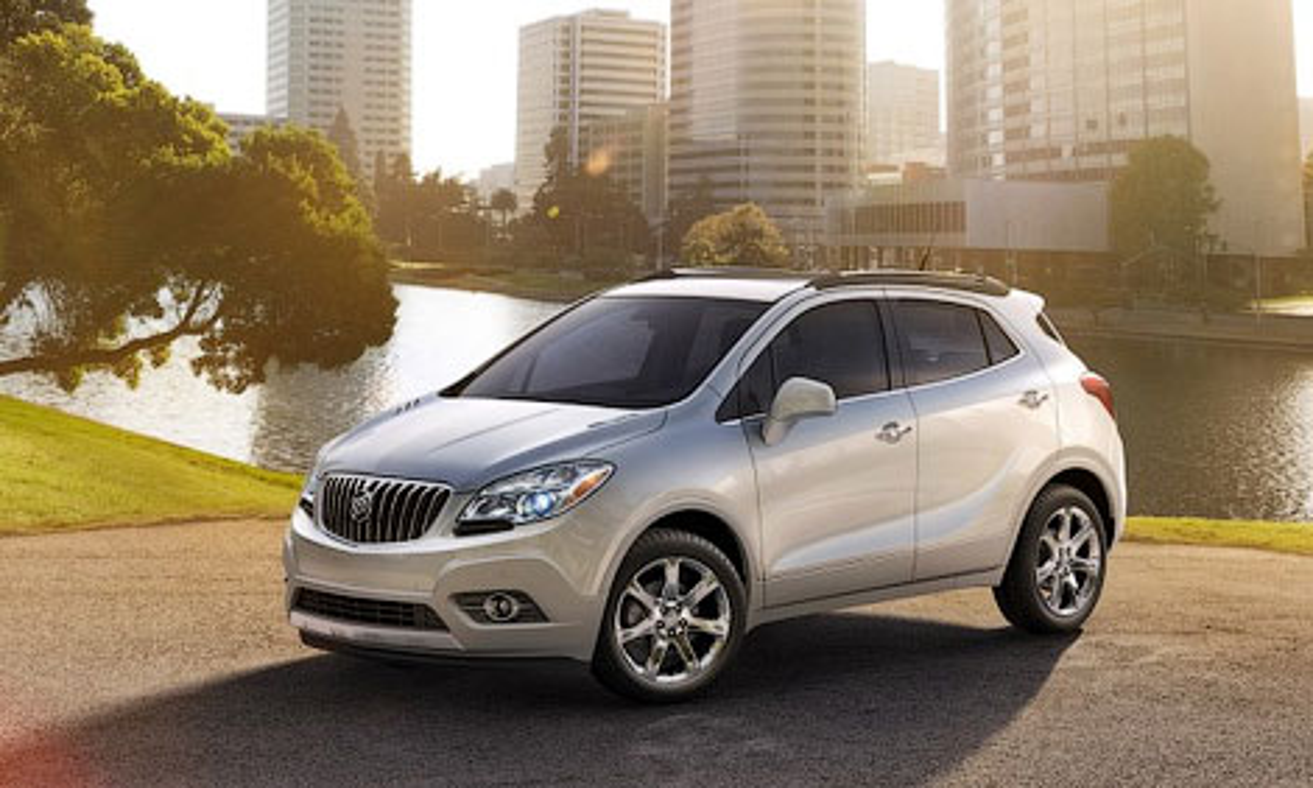 """Перелицованную версию """"Бьюика"""" будут продавать в Европе под маркой Opel. Фото 1"""