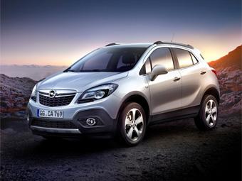 Opel представил конкурента Nissan Juke