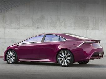 """""""Тойота"""" привезла в Детройт концептуальный гибрид"""