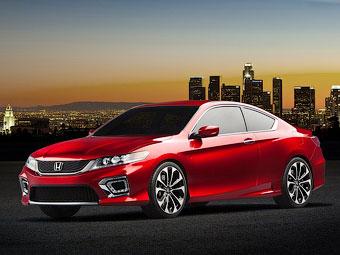 """""""Хонда"""" намекнула концептом на новый Accord"""