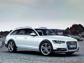 Audi официально представила A6 Allroad нового поколения
