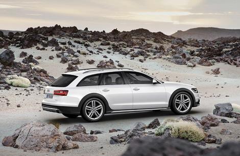 """""""Вседорожный"""" универсал Audi получил один бензиновый и три дизельных мотора"""