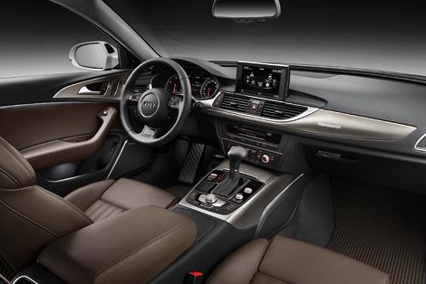 """""""Вседорожный"""" универсал Audi получил один бензиновый и три дизельных мотора. Фото 2"""
