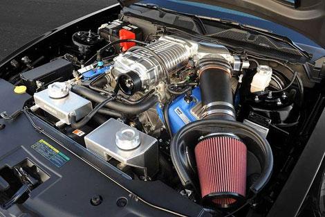 Ателье Shelby American выпустит 300 эксклюзивных Ford Mustang
