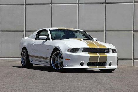 Ателье Shelby American выпустит 300 эксклюзивных Ford Mustang. Фото 2