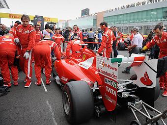 Команда Ferrari переманила специалистов McLaren и Mercedes GP