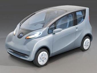 Tata представила в Детройте маленький электрокар