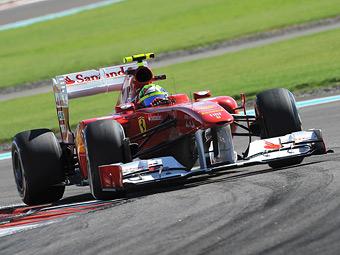 Команда Ferrari разработала систему управления клиренсом
