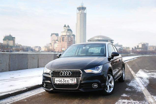 Длительный тест Audi A1: первая часть