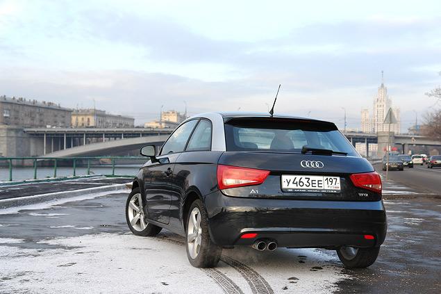 Длительный тест Audi A1: первая часть. Фото 1