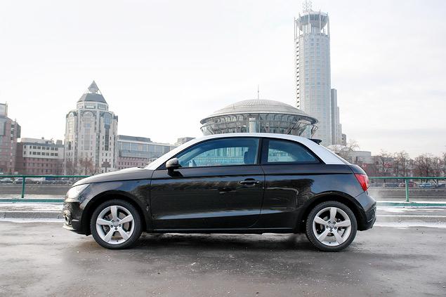 Длительный тест Audi A1: первая часть. Фото 2