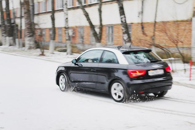 Длительный тест Audi A1: первая часть. Фото 4
