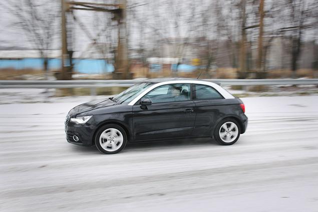 Длительный тест Audi A1: первая часть. Фото 5