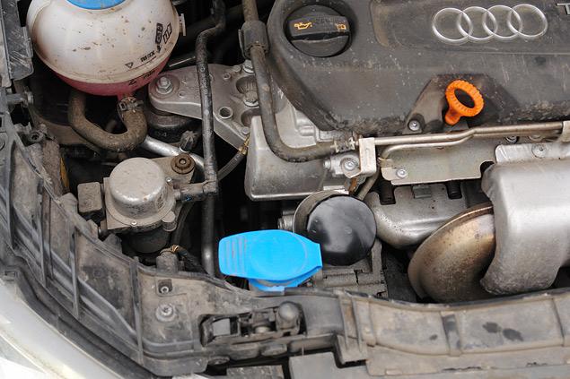 Длительный тест Audi A1: первая часть. Фото 6