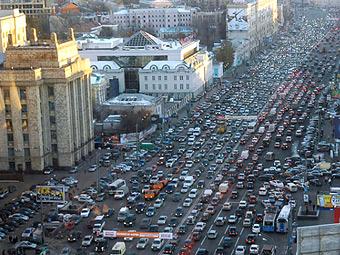 Прохоров нашел способ избавить Москву от пробок