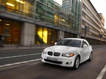 В США появился первый электрический BMW 1-Series