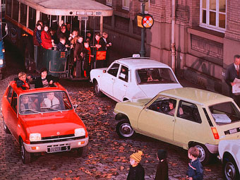 """В """"Рено"""" задумались о возрождении Renault 5"""