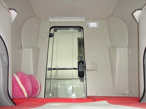 """Компания Campinn добавила """"Приусу"""" две кровати. Фото 3"""
