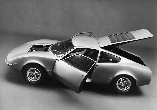 История раллийного Ford GT70. Фото 1