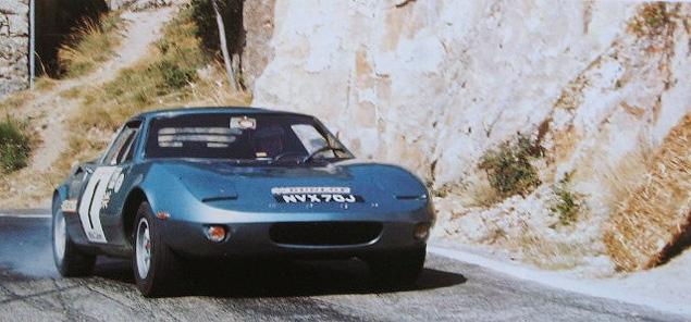 История раллийного Ford GT70. Фото 5