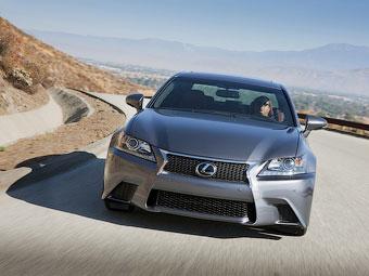 Объявлены российские цены на новый Lexus GS