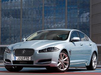 Jaguar XF получил новый дизель