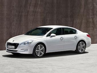 Стали известны рублевые цены на седан Peugeot 508