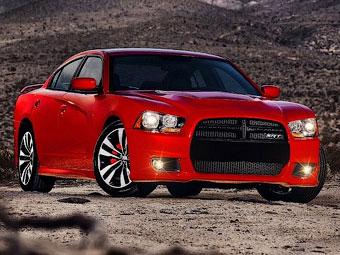 """""""Крайслер"""" отозвал """"заряженные"""" Chrysler 300 и Dodge Charger"""