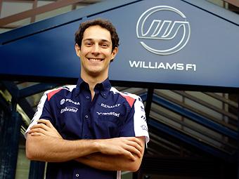 Контракт Сенны с Williams рассчитан на один сезон