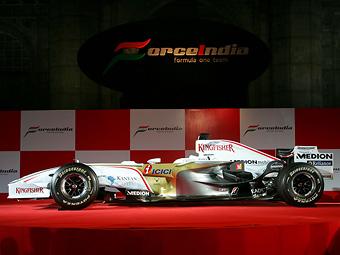 Red Bull и Force India изменили даты презентаций