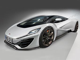 Британские СМИ раздобыли подробности о преемнике McLaren F1