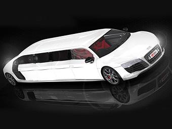 Британцы построят самый быстрый лимузин в мире